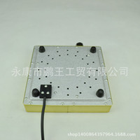 Wholesale Full Metal Tyrant gold home far infrared oven W Silent universal infrared radiation electric ceramic heaters