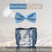 Wholesale Hot Sale Bowtie Men Women Pure Bow Tie Adjustable Top Quality Wedding Party Groom Tie Accessories Colors