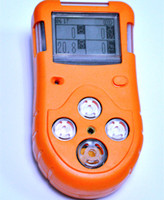 Wholesale Portable multi H2S CO oxygen combustible gas detector welcomed by university used in lab