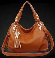 Wholesale New Famous designer brand bags women leather handbags women genuine leather bag female casual shoulder bags crossbody bags for women