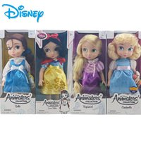 animator doll - DO366 Original box toy Animators Collection girl Tangled gift doll Princess Snow white belle Cinderella