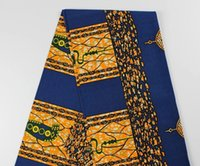 african headwrap - Nigerian fashion spandex african wax prints fabric yards block batik super wax high quality ankara style for men s shirt headwrap