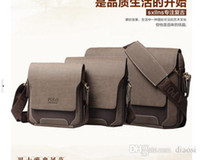 Wholesale 2016 New Fashion Famous Brand Men s Messenger Bags Genuine Leather Oxford Vintage Mens Handbag Travel Bag