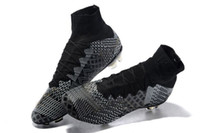 real football boots - 2015 Superfly IV BHM soccer cleats Black History Month release limited edition soccer boots football boots FG Firm Ground Real Carbon Fiber