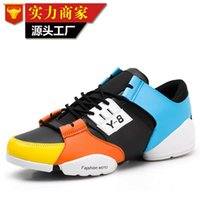 Cheap 2016 new SOCONE Mens Basketball Shoes Low 2015 Spring Autumn Leather Sport Shoes Men Sneakers Outdoor Indoor Basketball Training Shoes