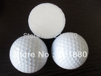 golf driving range - Layer Golf Clubs Practice Balls With White Piece Golf Driving Range Balls