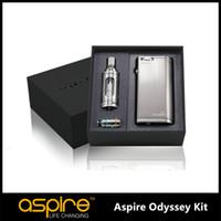 vapor mods - W Original Aspire Odyssey vapor Aspire Odyssey Kit come with Pegasus MOD Aspire Odyssey starter kit with Triton Tank DHL Ship