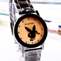 playboy watches - Hot playboy cartoon strip Ms watch factory outlets can be equipped with couples Guangzhou
