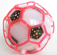 Wholesale Toy ball Funny Crazy Dance Music Flashing Football Electric Led Flash Toy Dancing Ball Toy for kids