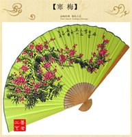 Wholesale I AM YOUR FANS pc Giant Asian hanging Fan for Hanging Hand blossom TO USA