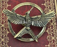 Wholesale fashion Accessories Hunger Games Ridicule Birds Brooch