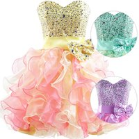 amazing mini dress - Amazing Formal Mermaid Evening Dresses Sweetheart Beaded Sequins Sweep Train Tulle Pink Modest Elegant Luxury Prom Pageant Party Gowns