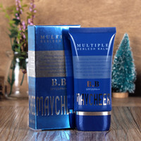 Wholesale new multi effects condensate muscle BB Cream SPF nude makeup whitening isolation sunscreen cream summer