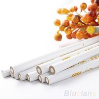 Wholesale 5PCS White Nail Art Rhinestones Gems Picking D Design Painter Pencil Pen Dotting Tools Kit L6