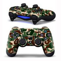 Wholesale New Sticker Decal Skin Protector For PS4 Playstation Controller For Sale