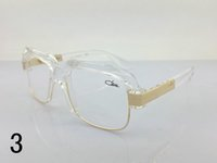 Compra Gafas de sol polarizadas baratas-Caz al gafas de sol de cristal 670 de alta calidad polarizada baratos hombres gafas de sol de las mujeres marrón negro de lujo de marca diseñador de gafas oversized Oculos
