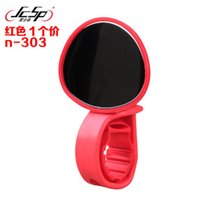 Wholesale Electric bicycle Mountain bike rear view mirror unbreakable reflector handlebar side mirror to sport bicycles bikesZy00197