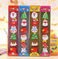 Wholesale Christmas eraser South Korea s gift stationery elementary school supplies Mini cartoon cute rubber
