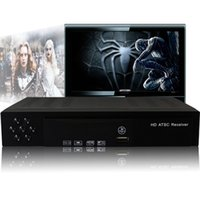 Wholesale Mexico USA Canada QAM Digital Broadcast ATSC HD TV Box Receiver