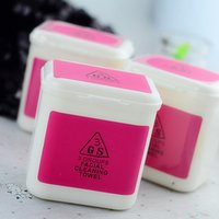 Wholesale 3GS through a dedicated Makeup Deep Cleansing Wipes Cleansing Cotton soft gentle lips eye Sheet