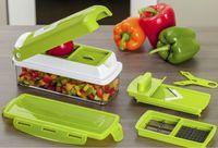 Wholesale Kitchen Gadgets Vegetable Tools Vegetable Fruit Nicer Dicer Slicer Cutter Plus Container Chopper Peeler