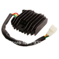 Wholesale new Motorcycle Voltage Regulator Rectifier for Kawasaki ZXR250 order lt no track