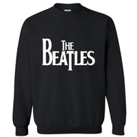 american apparel band - American apparel famous band hot sale hip hop fashion The Beatles rock sports man hoodies sweatshirt sportswear moleton