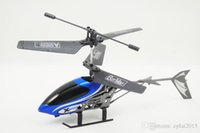 helicopter - Large CH Radio Remote Electric Control RC Helicopter Metal Gyro with LED light Gyroscope Sky King HCW SkyKing Best Toy