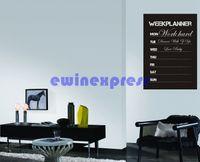 Wholesale Week Planner Blackboard Kitchen Chalkboard Chalk board Memo Board Chic New Good Quality Freeship Hot sale