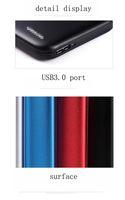 Wholesale 2015 New Original Samsung G external hard drive disk quot usb portable mobile hard drive HDD