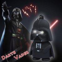 Wholesale Star Wars Keychain Darth Vader Star War Anakin Skywalker Figure Keychains Anakin Skywalker Figure Keychains Sound Keychain