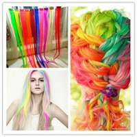 Wholesale Hair DIY Temporary Hair Dye Hair Dye Kit Hot set Hair Chalk Powder Fashion Christmas DIY Temporary Wash Out Colour
