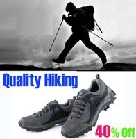 best climbing boots - Off Best Quality Men Outside Camping Shoes Comfortable Climbing Fishing Boots Sports Hiking Shoes