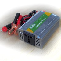 110V dc ac converter 12v 110v - 300W Car Power Inverter DC V to AC V power converter USB Car Charger