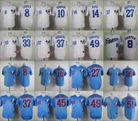 andre blue - Montreal Expos Jersey Gary Carter Delino DeShields Andre Dawson Vladimir Guerrero Tim Raines Larry Walker Martinez Cromartie