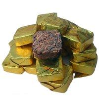 Wholesale New Arrive Yunnan Puer Tea Ripe Pu er Brick Tea From China Green and natural Shou Puerh Tea