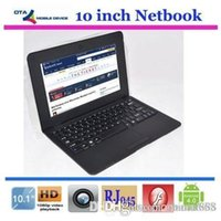 android os netbook - DHL FEDEX FREE Cheap inch VIA Mini Laptop computer Android OS gb Ram gb Rom netbook laptops with