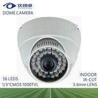 cctv ir led camera - Security Camera quot CMOS TVL CCTV Camera Night Vision Led IR Indoor IR CUT Home Surveilance Camera W95