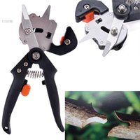 Wholesale New Hot Sale Garden Fruit Tree Pro Pruning Shears Scissor Grafting cutting Tool Blade