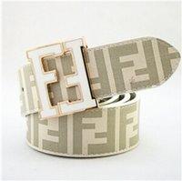mens leather belts - FD belt fashion design Brand leather Belts For Womens Mens Belts luxury casual leather belt mens F High quality