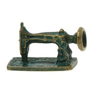 antique sewing - Charm Pendants Sewing Machine Antique Bronze Painting mm quot x mm quot new