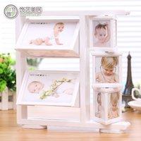 Wholesale Decorative art Meiju rotation frame combination table exquisite frame home photo
