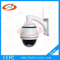 Wholesale hhdvision Mini ip camera P MP HD PTZ high speed dome with inch mini PTZ IP Camera x zoom IP66 waterproof