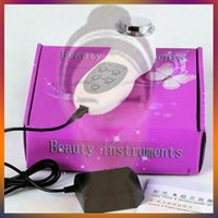 Wholesale 7 Modes Color MHZ Ultrasonic Photon Therapy Beauty Device Ultrasound Skin Rejuvenation Facial Lifting Face Massage Machine