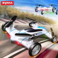 Wholesale SYMA X9 GHz RC Quadcopter Flying Cars with Flips Axis RC Helicopter Toys Flying Machine Drones