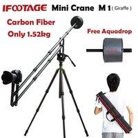 iFootage Mini grue M1 II Carbon Fiber Portable Mini Telescoping vidéo Grue Jib par DHL Livraison gratuite