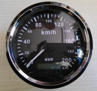 Wholesale genuine speedometer speed chart motormeter km h with GPS antenna fit for cars