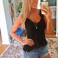 Cheap Casual Shirt blusa de renda Best Summer Women Plus Size