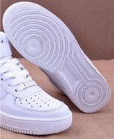 Wholesale New Classical Men Women white shoes sport shoes One Famous Trainers Forces ones high Low running shoes Air Fast Shipping