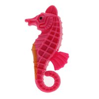 Wholesale 2Pcs Home Fish Tank Aquarium Plastic Water Artificial Sea Horse Ornament Decoration